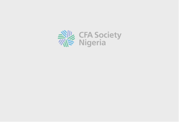 "CFA Society Nigeria Wins the ""Most Outstanding Society Award (110-199 Members)"""
