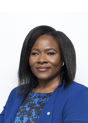Kike Mesubi, CFA